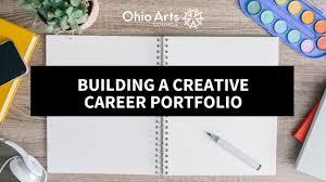 building a creative career portfolio building a creative career portfolio