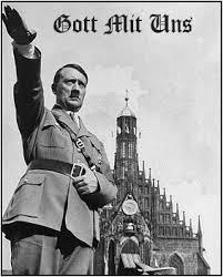 Resultado de imagen de hitler y el cristianismo