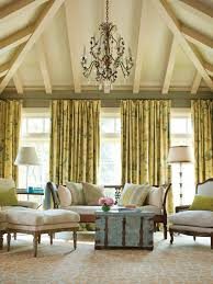 country living room ci allure:  ci allure of french and italian decor blue trunk french chandelier pg xjpgrendhgtvcom