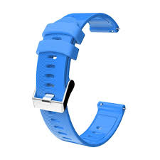 <b>Universal</b> 20Mm Silicone <b>Smartwatch</b> Wavy Replacement <b>Strap</b> ...