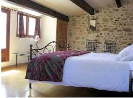 bedroom first floor bed breakfast le mas de