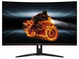 Купить <b>монитор AOC CQ32G1</b>, черный/красный по цене от 33635 ...
