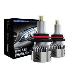 <b>ECAHAYAKU 2Pcs</b> 1904 8 Sides H1 H3 H7 H11 9005 9006 LED ...