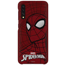 Купить <b>Чехол Samsung</b> Marvel SpiderMan д/<b>Galaxy</b> A50, Red в ...