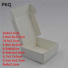 <b>10pcs</b> High Quality Small White Soap Cardboard Boxes Blank <b>Kraft</b> ...