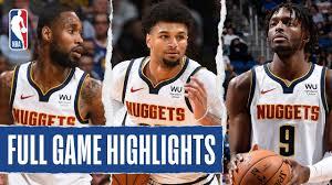 HEAT at NUGGETS | FULL GAME HIGHLIGHTS | November 5, 2019 ...
