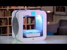The <b>Cube</b> 3 is a cute <b>3D printer</b> to say the least - YouTube