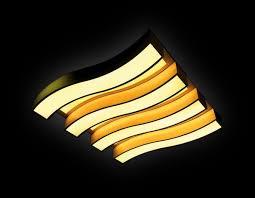 <b>Управляемый светодиодный светильник Ambrella</b> light FP2424 ...