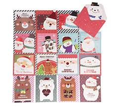 <b>Merry Christmas</b> Greeting Cards, Lovely Cartoon <b>Creative Design</b> ...