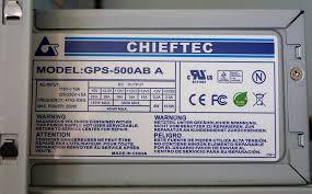 <b>Блок питания Chieftec</b> Silicon SLC-650C