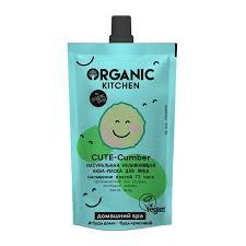 "<b>Натуральная увлажняющая аква-маска</b> для лица ""Organic Kitchen ..."
