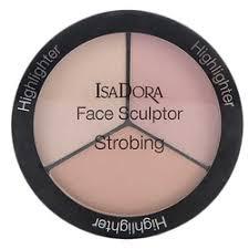 «<b>Пудровый</b> хайлайтер IsaDora <b>Face</b> Sculptor Strobing ...