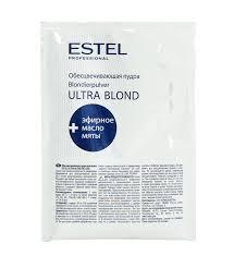 <b>ESTEL</b> DE LUXE ULTRA BLOND <b>Пудра для обесцвечивания</b>