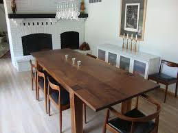 wood extendable dining table walnut modern tables: extending  popular black wood dining table hover manhattan cm extending masculine brown painted wooden and chairs inspiring walnut set with kitchen dining room table painting ideas dining room dining room lighti