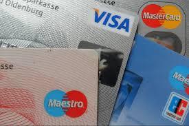 Bildergebnis für kreditkarte