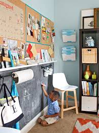 one wall makeover ideas playroom office amazing playroom office shared space