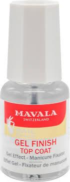 <b>Mavala Фиксатор</b> лака <b>Top Coat</b> Gel Finish carded 5 мл