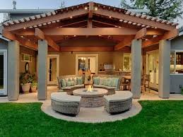 covered patio freedom properties: modern backyard covered patio ideas with fire pit this is essentially a pergola but it