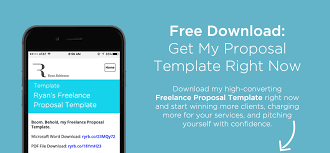 5 steps to write the best lance proposal template lance proposal course popup image