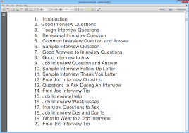 job interview guide tk job interview guide 23 04 2017