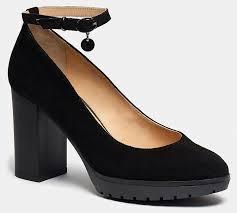 <b>Туфли</b> женские <b>DORIS</b> (цвет черный, велюр) — купить по цене ...