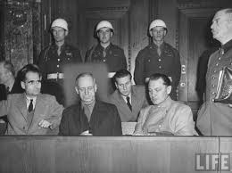> history > th century> ww > usa europe l to r rudolph hess joachim von ribbentrop and hermann goering