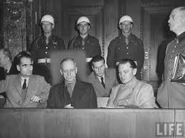 anglonautes > history > 20th century> ww2 > usa europe l to r rudolph hess joachim von ribbentrop and hermann goering