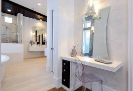 washstand mirror bathroom sloped ceiling bathroom pendant lighting ideas gray stained wall