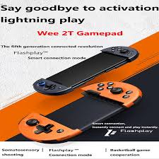 Flydigi wee 2T <b>pubg mobile game controller</b> Support Body sensation ...