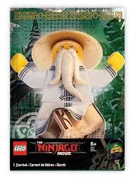 Книга для записей (<b>96</b> листов, линейка) с резинкой <b>LEGO</b> Ninjago ...