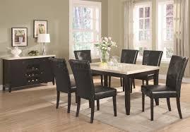 Marble Top Kitchen Table Set Dining Room Table With Marble Top Chisinaupragacom