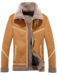 Lamb Fur One Lapel Leather Jacket Sale, Price & Reviews ...