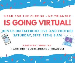 <b>Head</b> for <b>the Cure</b> Virtual 5k Run/Walk | Department of Neurosurgery