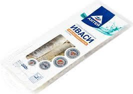 Купить <b>Сардина</b> Антей Иваси <b>филе</b> в масле 200г с доставкой на ...
