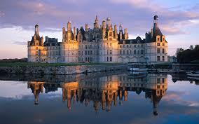 Регионы Франции: Центральный регион - достопримечательности, города, путеводители, описания, карты, маршруты