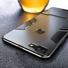 case For <b>Huawei Honor</b> 9 Lite Case Shockproof <b>TPU</b>+<b>PC</b> Hard ...