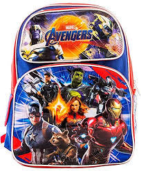 <b>Super</b> Hero Backpacks, Lunchbox Travel Case Everyday Bag <b>for</b> ...