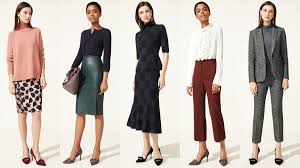 back to basics how to dress business casual fashionista ann taylor fall 2016 lookbook imagery photo ann taylor