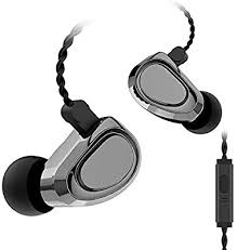 <b>KBEAR KB 06</b> in Ear Monitor,Mini <b>Metal</b> Earphone 6 Driver Hybird ...