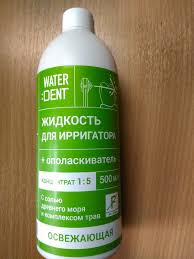 Обзор от покупателя на <b>Жидкость для ирригатора</b> Фитокомплекс ...