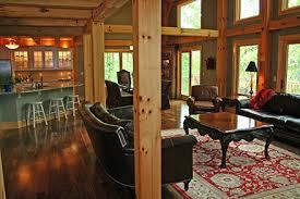 Timber Stead   Timber Frame Home Planstimber frame home plans
