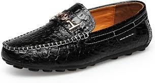 <b>Men Loafer Shoes</b>, Crocodile Pattern Driving <b>Shoes</b>, Mocassin ...
