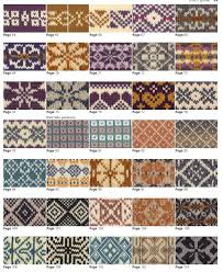 The Very Easy Guide to Fair Isle Knitting sample pages | Варежки ...