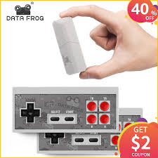 Online Shop DATA FROG <b>Newest</b> Retro <b>Video Game Console</b> 8 Bit ...