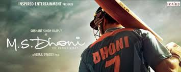 Image result for ms dhoni movie