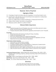 chef resume sample cook resume skills sous chef resume objective kitchen hand resume sample special kitchen chef resume objective