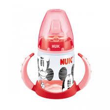 Поильник <b>Nuk</b> First Choice Disney пластик 150 мл с силиконовой ...