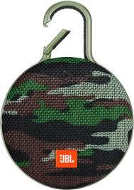 Купить Портативная <b>колонка JBL Clip 3</b> Squad по выгодной цене ...