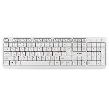 """<b>Набор</b> проводной <b>Sven</b> """"<b>KB</b>-<b>S330C</b>"""", клавиатура + мышь, белый ..."""