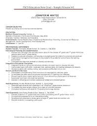 resume example for special education teacher sample customer resume example for special education teacher best teacher resume example livecareer family and consumer science teacher